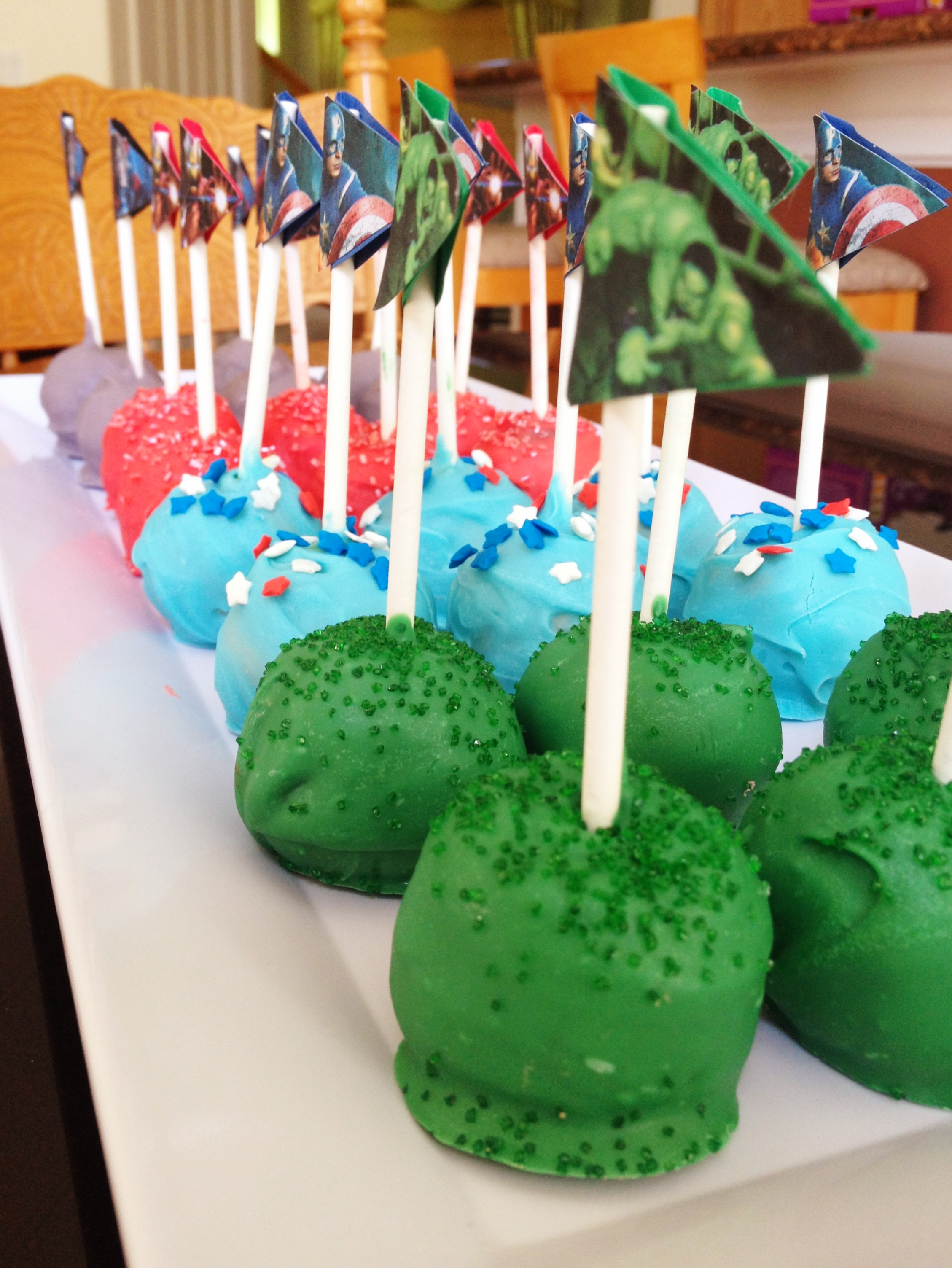 Avengers Party Decorations 17 Best Images About Birthday Party On Pinterest